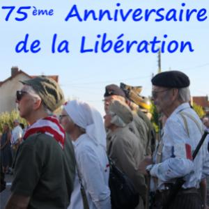 75ème Anniversaire de la Libération
